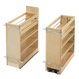 Pull Out Cabinet Shelf Organizer