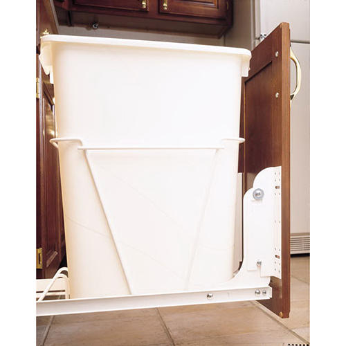 36 Qt Large Open Wastebasket Simple Product List HGH Hardware Supply